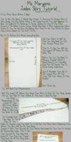 Sewingstuck - Jade Skirt Tutorial Part One by Mostflogged