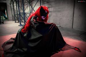 When Night Falls - Batwoman by Mostflogged
