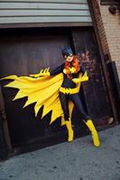 Barbra Gordon Batgirl - Batman by Mostflogged