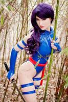 Kotobukiya Bishojou Psylocke - X-Men by Mostflogged
