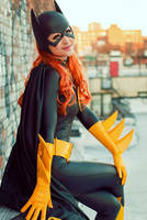 Barbara Gordon - Batman by Mostflogged