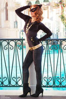 JULIE NEWMAR CATWOMAN by Mostflogged