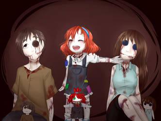 RQ24: My new dolls by CatGomez