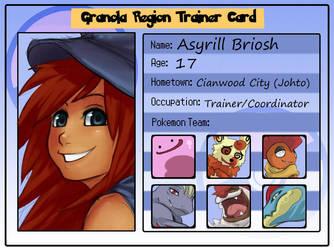 Pkmn: Asyrill by asyrill