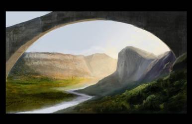 Restored Hetch Hetchy Valley by HolyCross9