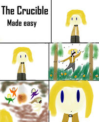 The Crucible Made easy by LunarXShinobi