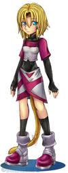 Final Fantasy IX: Mikoto by MangoGloor