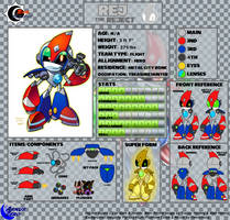 Rej the Reject Character Sheet by Arkus0