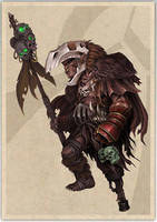 Orc Shaman 2.0 by Serg-Natos