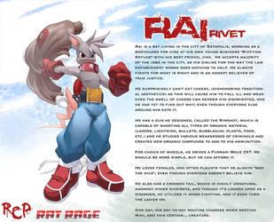 Rai Rivet by Robaato