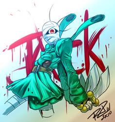 Jack the Slayer by Robaato