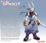 Blud Spigot by Robaato