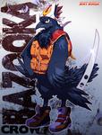 Bazooka Crow +2014+ by Robaato