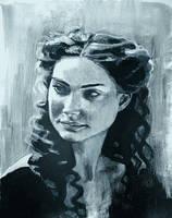 Natalie Portman by mleiv