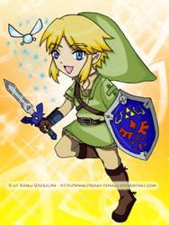 Chibi Link by FREAKY-female