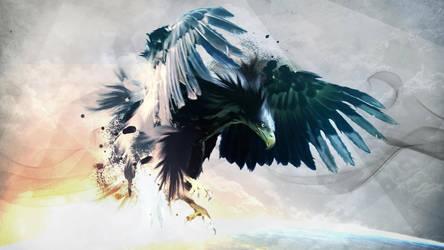 Blue Eagle by AMiR-H