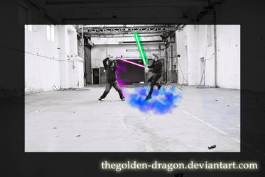 Force Land - Jedi Land v2.0 by TheGolden-Dragon
