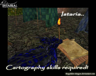 Istaria - Cartography skill by TheGolden-Dragon