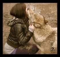 Kiss from the Alpha Wolf by Nojjesz