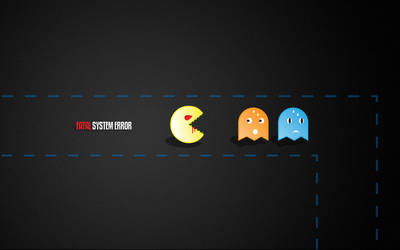 Pacman Terror by TheEdux98