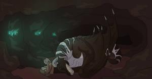 The Runes In The Dark | VotW by Xanowa