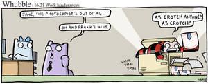 the last Whubble by icanseeyourmonkey