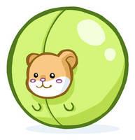 Fatty Hamster by icanseeyourmonkey