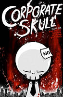Corporate Skull begins NOW by icanseeyourmonkey