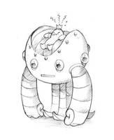 robot sketch by icanseeyourmonkey