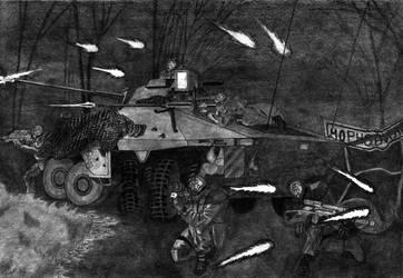 Firefight by DimmuBorgirmi