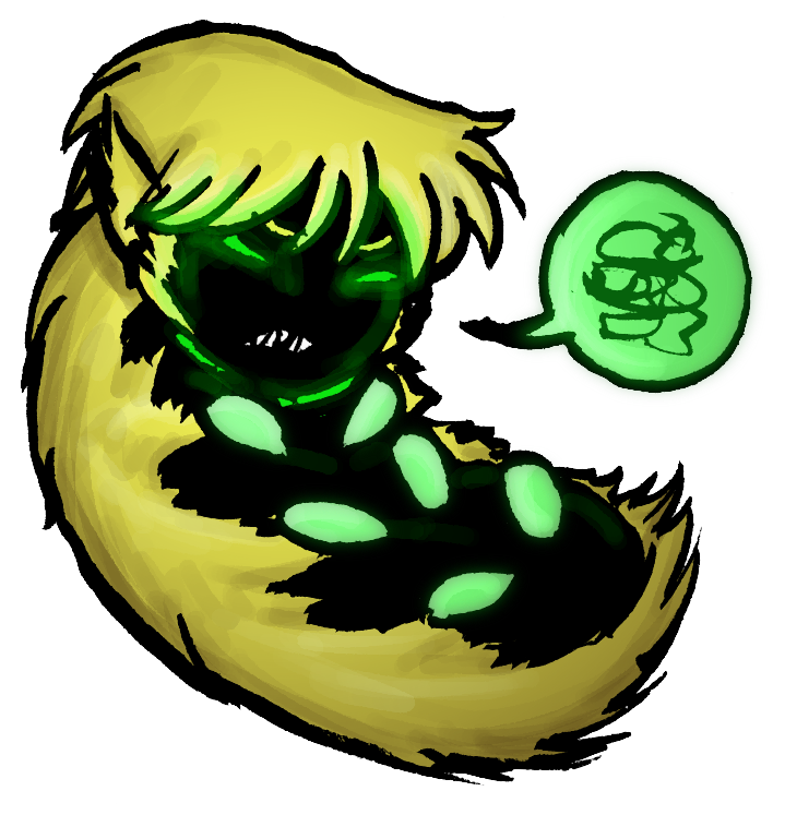 The very Angry Caterpillar by kytri
