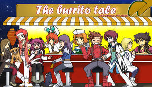 Tales crossover by cincin82
