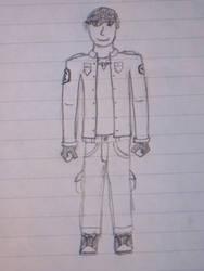 OC Drawing Attempt by Gun-Del-Sol18