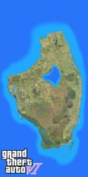 GTA VI Map by SupermikeArts on DeviantArt