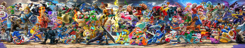 Everyone is Here, But Everyone is Wario (V2) by Fonzzz002