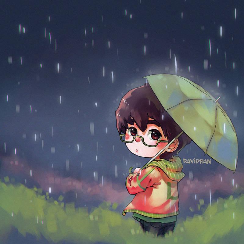 On Rainy Days by DavidPan