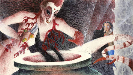 The Potion by mizu-shimma