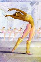 Sustah Girl, Ballet by mizu-shimma