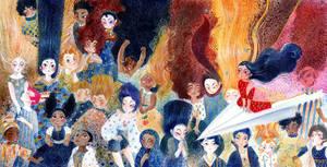 Tales from Children Around the World by mizu-shimma