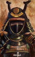 A Samurai by Dian3