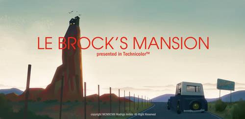 Le Brock's Mansion I by Dian3