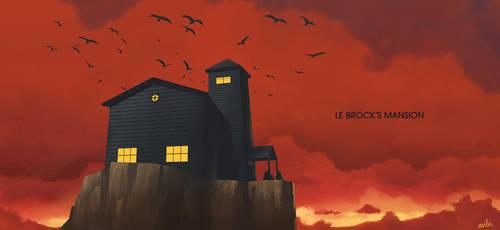 Le Brock's Mansion II by Dian3