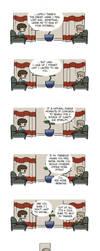 Pet Wendigo strip 10 - Therapy by Algesiras