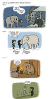 What if Will Graham didn't rescue dogs but... by Algesiras