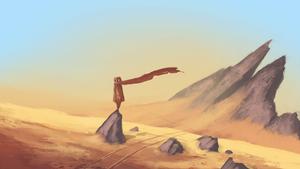 Desert by Ksome