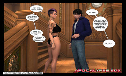 VIP Section 8 - Send up the new guy by Apocalypse3DX