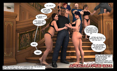 VIP Section 9 - Control is an illusion by Apocalypse3DX