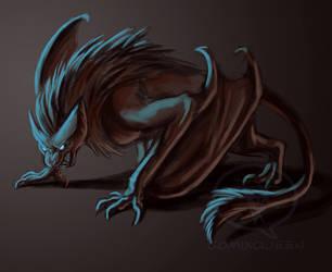 Castlevania Demon by comixqueen