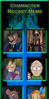 Recast Meme - The Great Skeleton Detective by Kitty-McGeeky97
