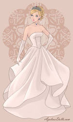 Wedding Princess Peach by Kitty-McGeeky97